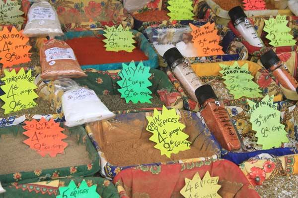 épices à Nice