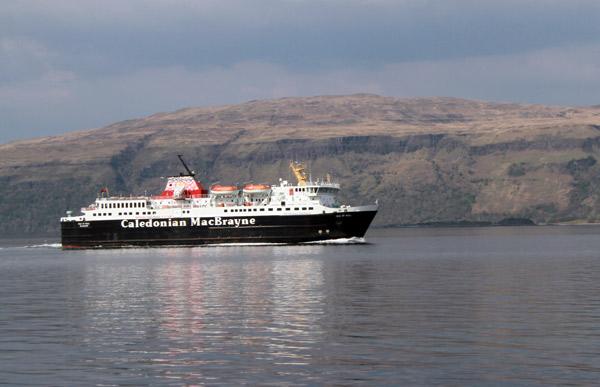 ferry séjour île de Mull