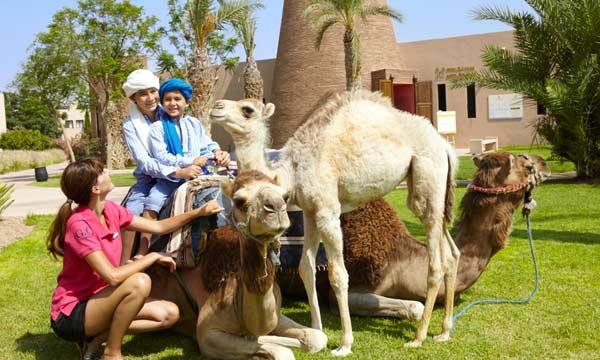 Activités pour les enfants Club Med