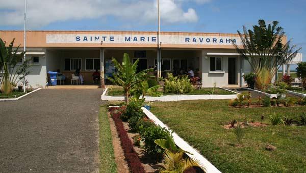 Aéroport de l'île Sainte-Marie