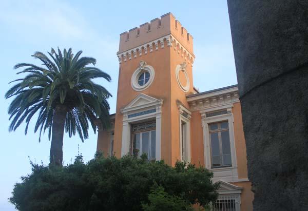 Architecture à Cagnes