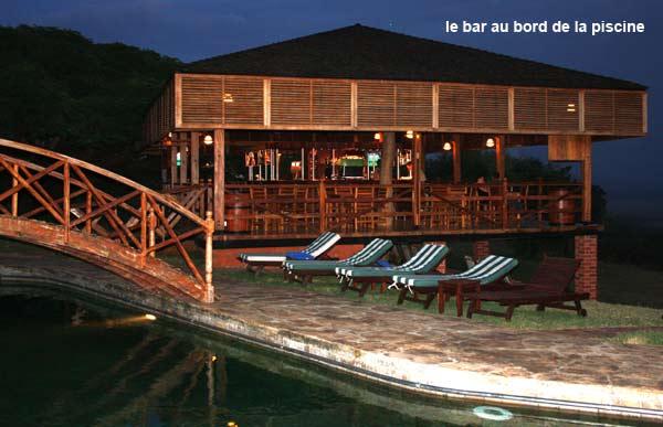 Bar du Lac Manyara Hotel