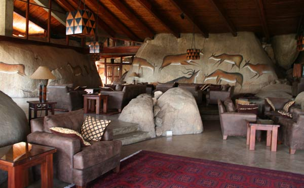 Bar du Seronera Wildlife Lodge