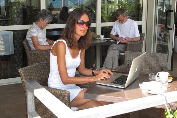 Bloguer au Vanille Hôtel