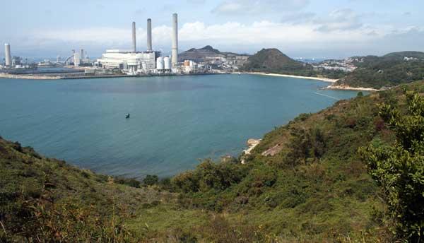 Centrale électrique de Lamma Island