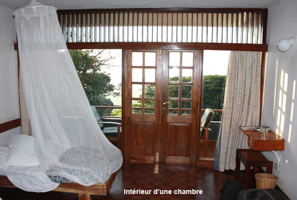 Chambre du Lac Manyara Hotel