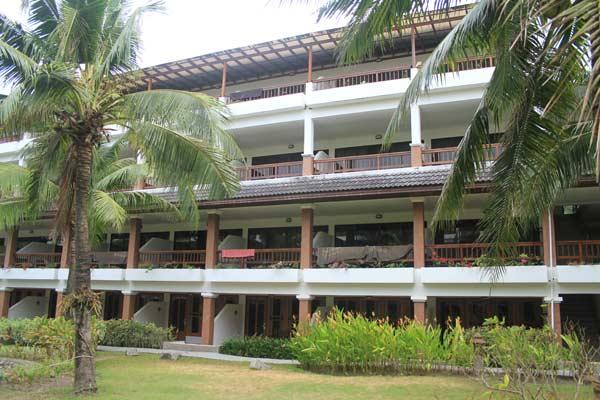 Chambres du Kamala Beach Resort