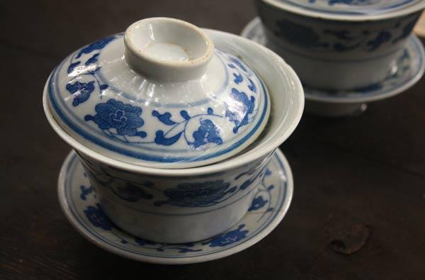 Dégustation de thé à Chengdu
