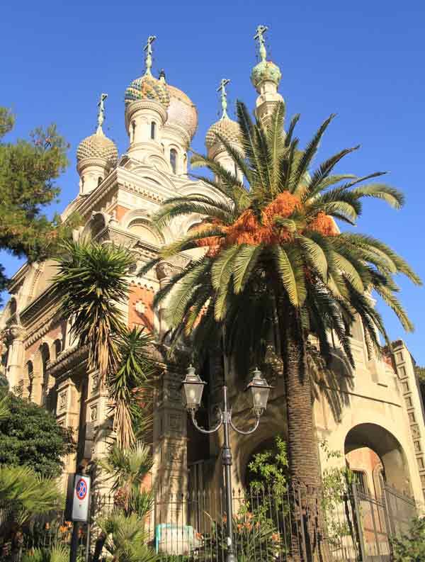 Eglise russe de San Remo