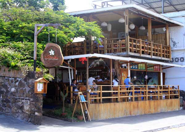 santa cruz galapagos restaurant pour gringos