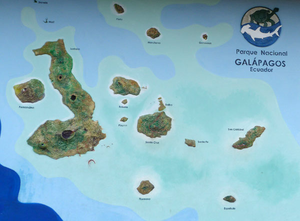 séjour aux Galapagos