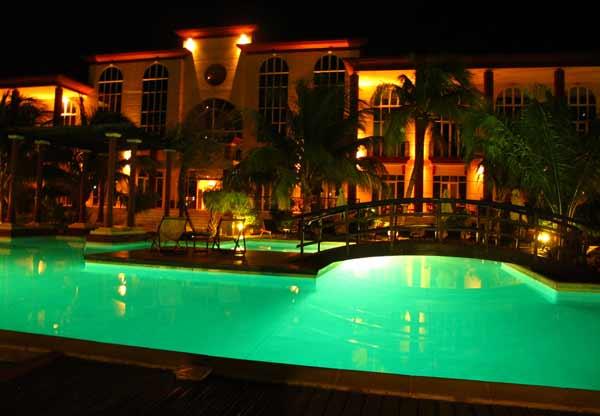 Grand Hôtel de Diego Suarez de nuit