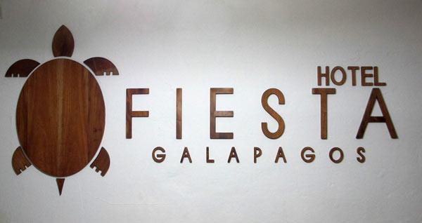 Hôtel Fiesta à Santa Cruz aux Galapagos