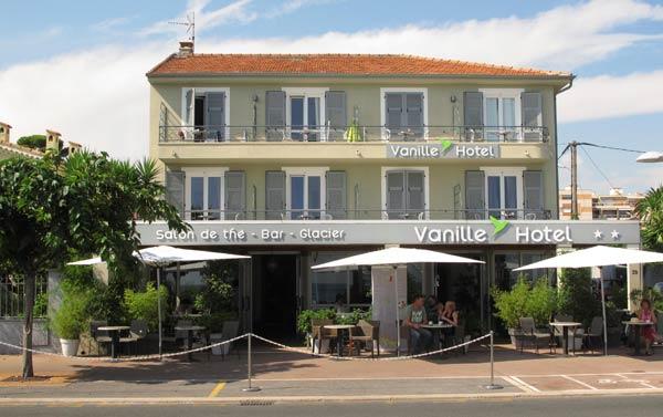 Mon jardin secret, le Vanille Hôtel