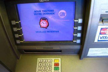 Distributeur automatique à Fianarantsoa