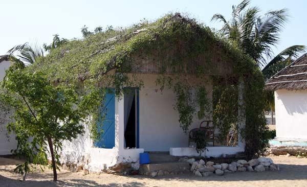 Mon bungalow au Longo Mamy