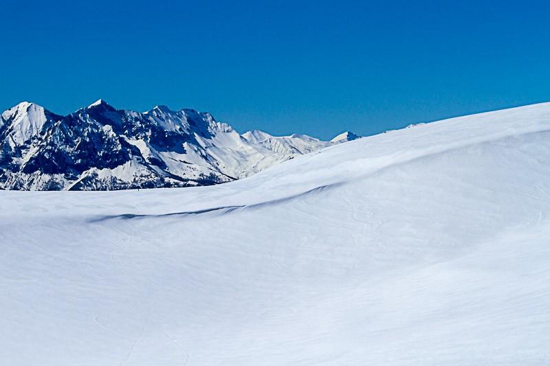 rando raquettes cians Alpes maritimes