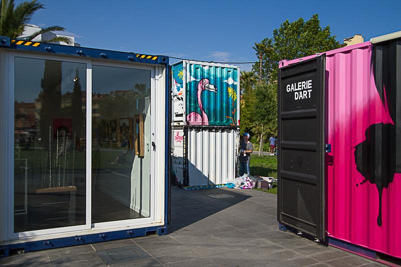 expo d'art urbain
