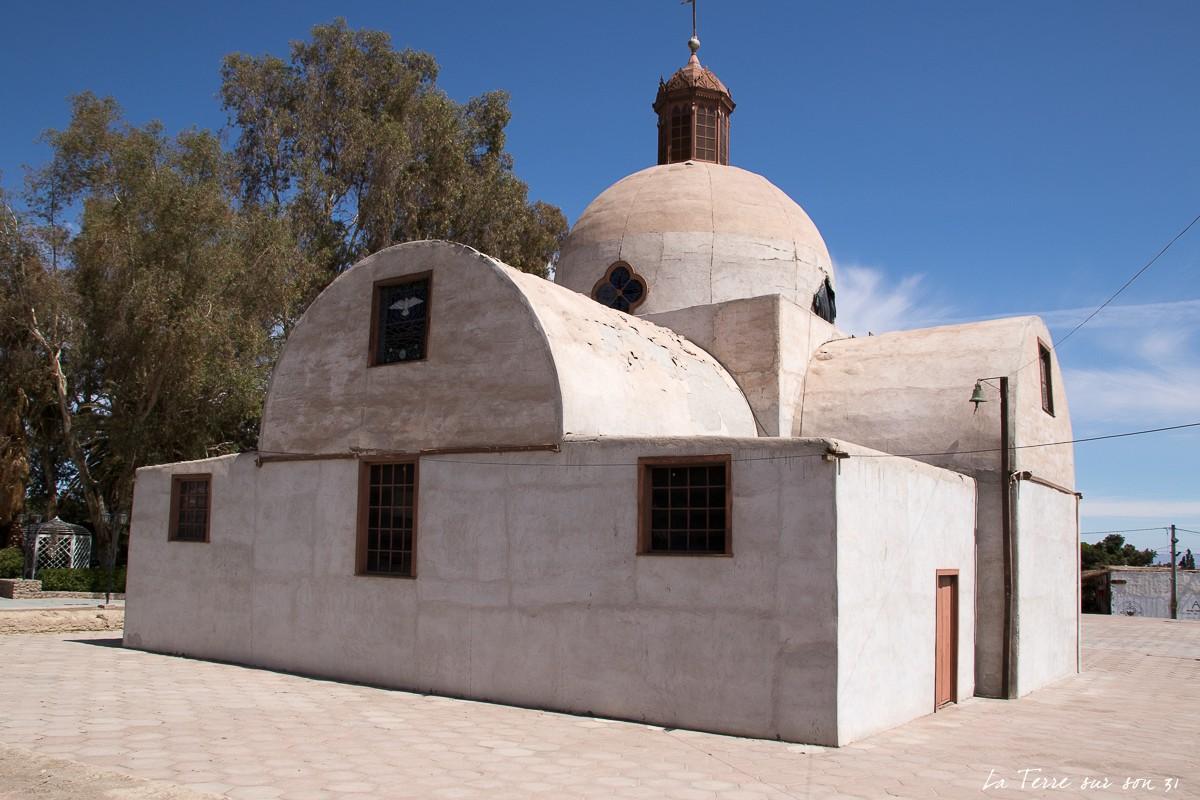 église de Matilla