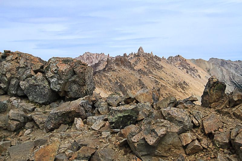 vue rando cerro cathedral