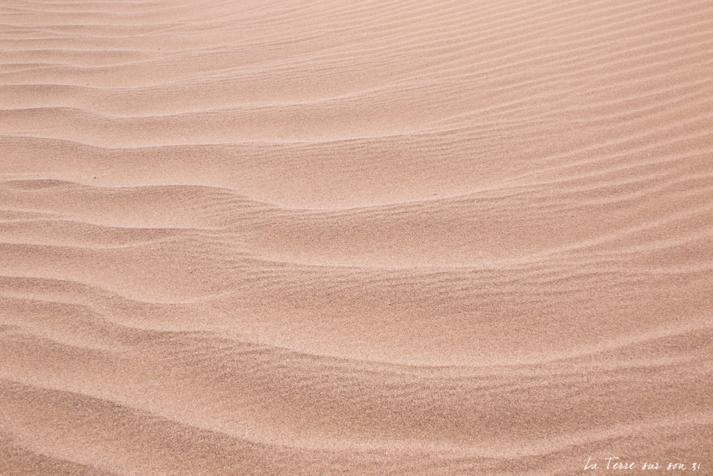 sable valle muerte