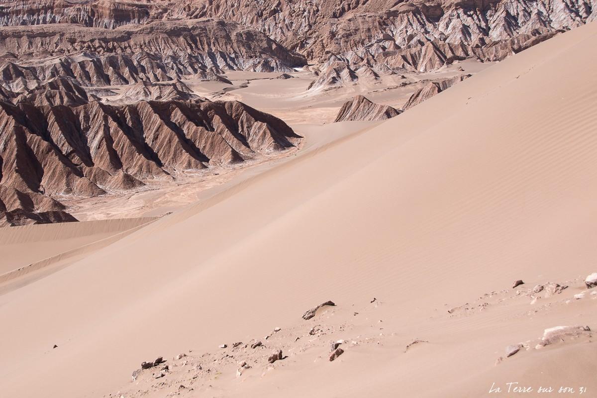 valle muerte atacama paysage