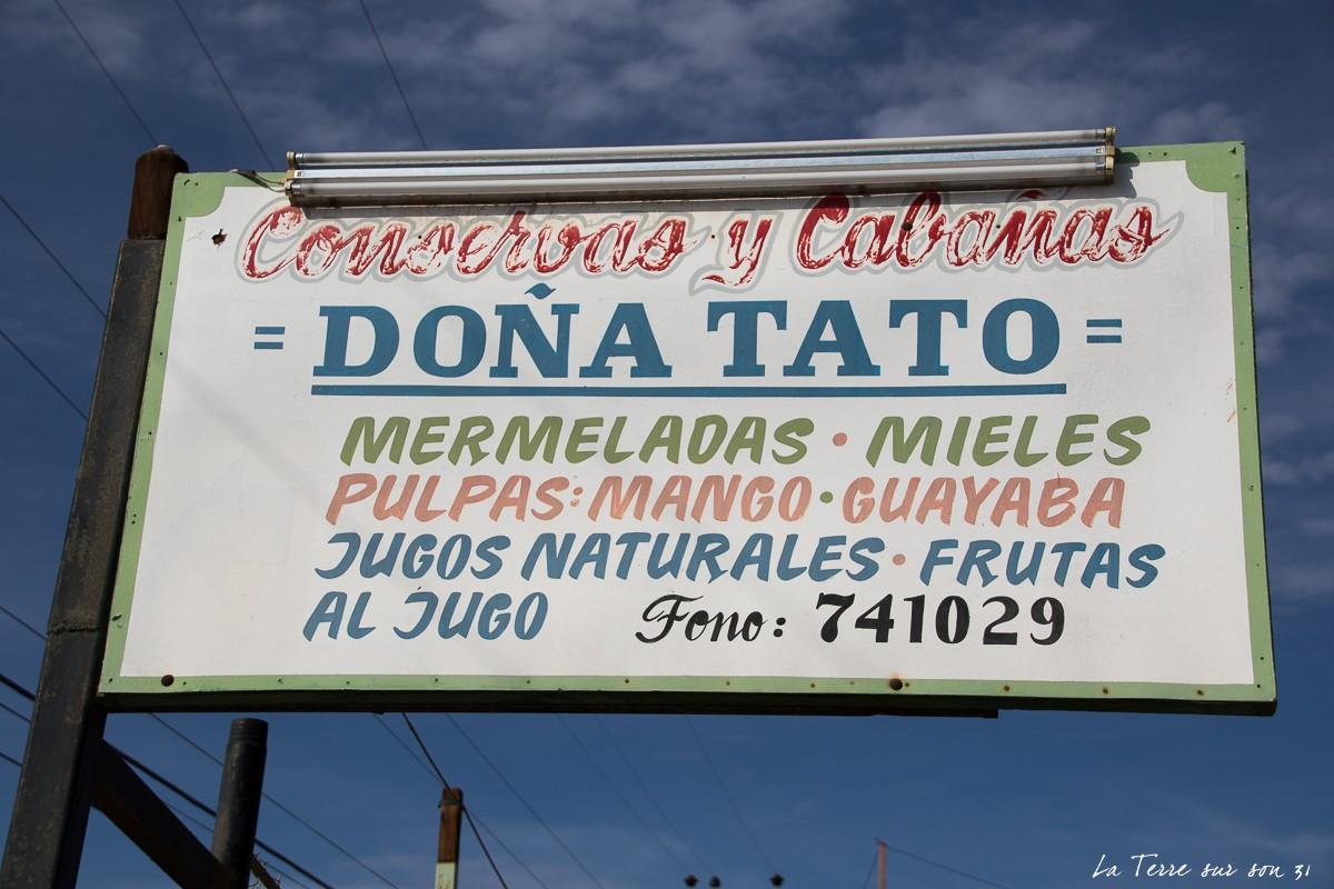 cabanas dona tato où dormir pica