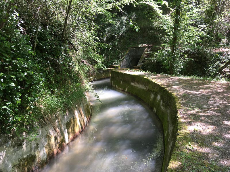 canal vésubie