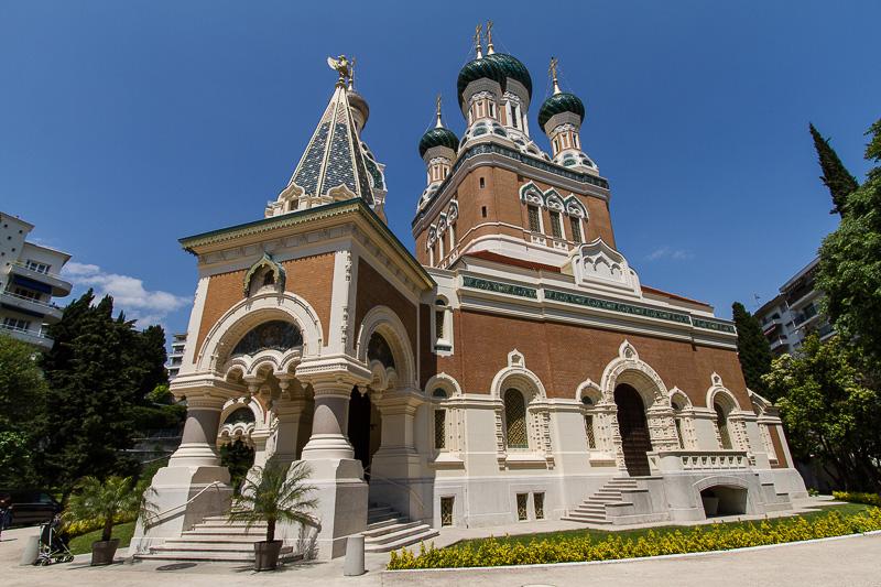 cathédrale russe saint nicolas