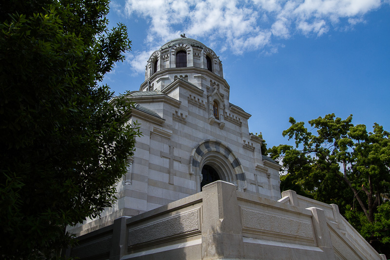 chapelle cathédrale russe saint-nicolas nice