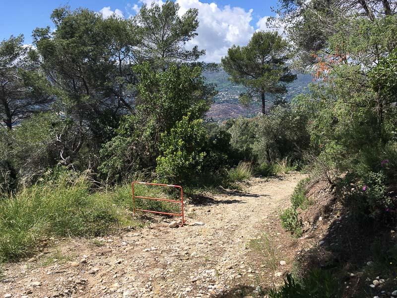 conseil chemin vallon obscur du Donaréo