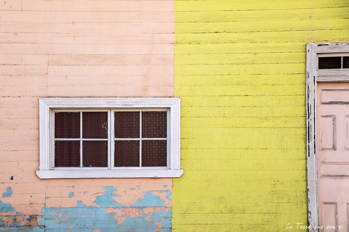 façade couleur atacama pica