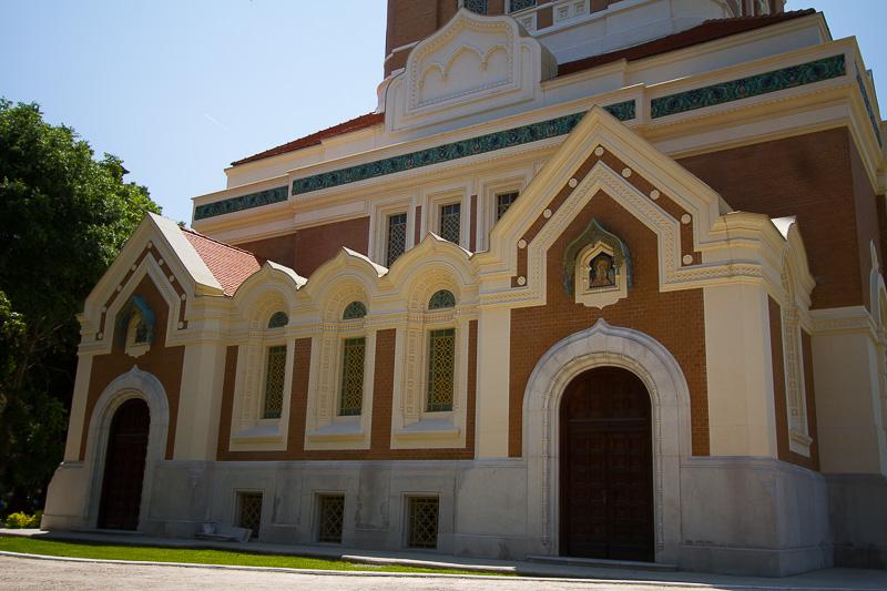 découvrir cathédrale russe nice