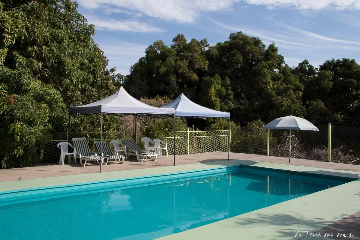 piscine hébergement oasis pica