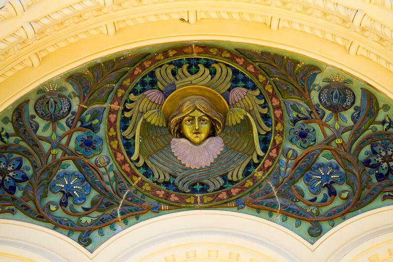 visiter cathédrale russe nice