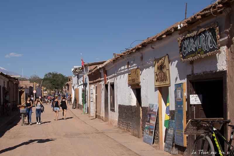 aller à San Pedro de Atacama