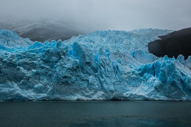 itinéraire voyage au chili glaciers
