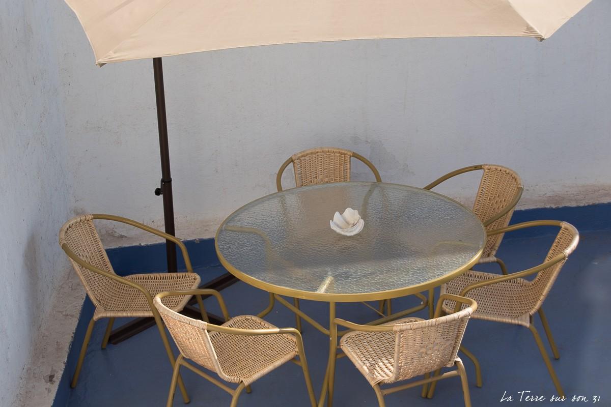 louer appartement avec terrasse arica chili