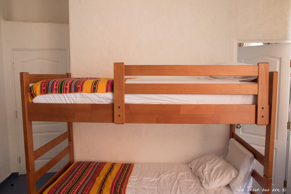 où dormir arica apartamento terra amata