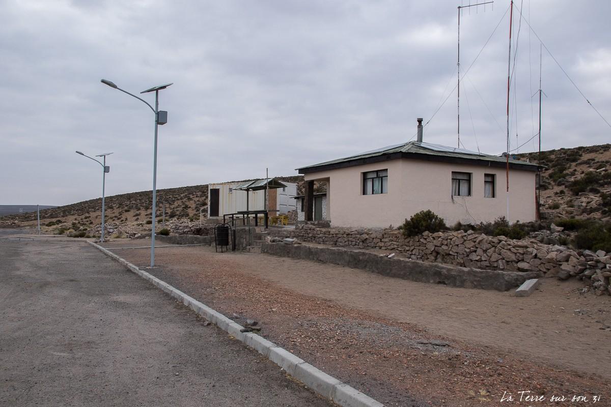 refuge CONAF parc lauca