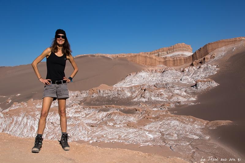 que voir dans le désert d'atacama : vallée de la lune
