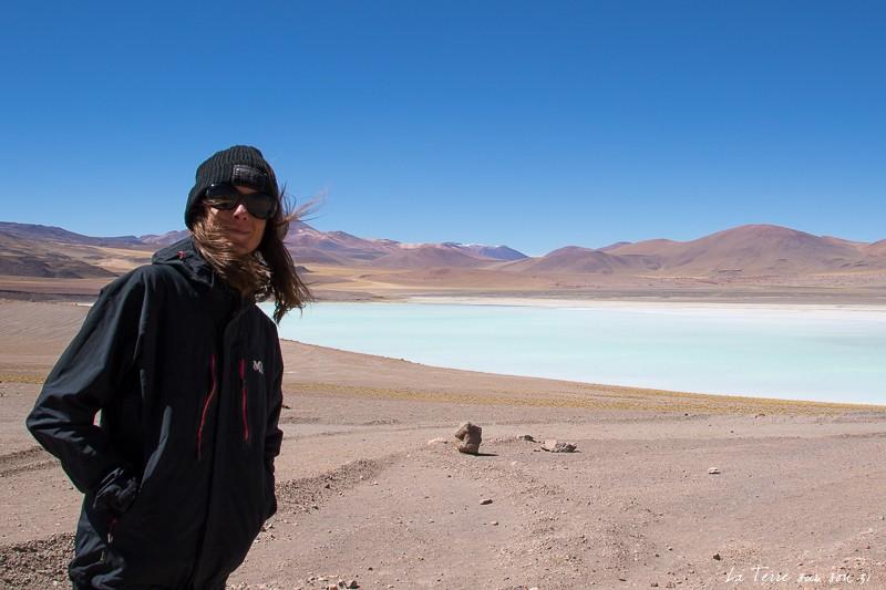 que voir dans le désert d'atacama : Lagune Tuyajto