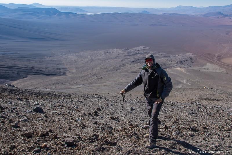 Tim de l'agence Voyage Atacama