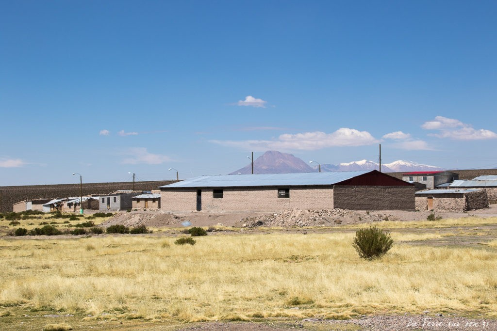 village isluga parc isluga