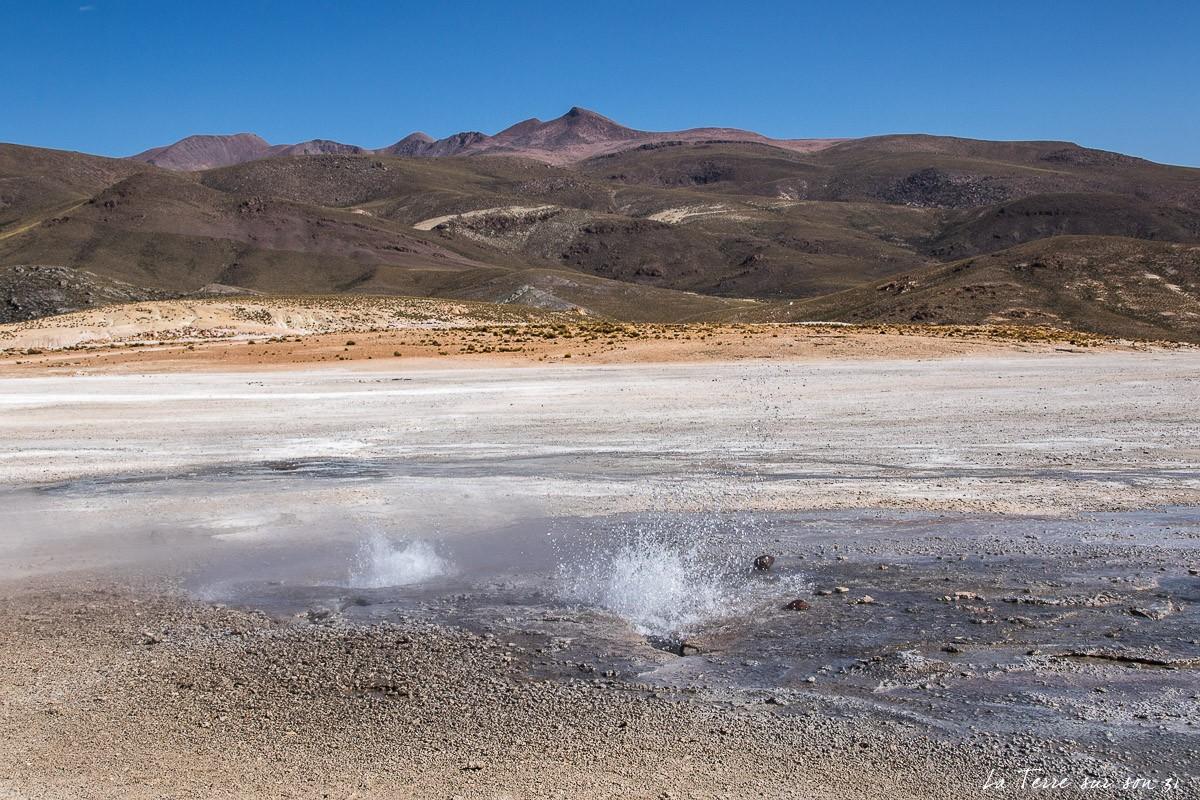 champ géothermique puchuldiza chili