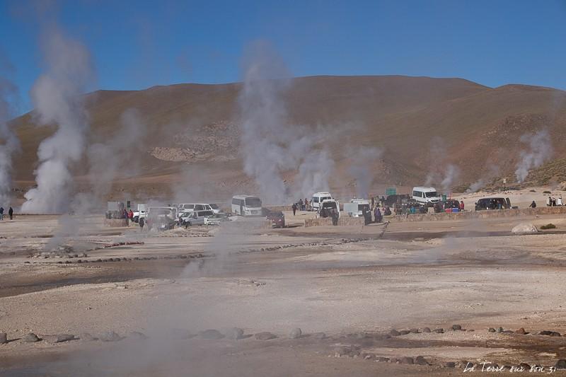 geysers de tatio incontournable