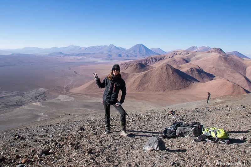 réussir ascension volcan lascar