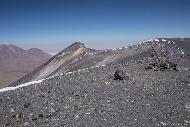 volcan lascar sommet