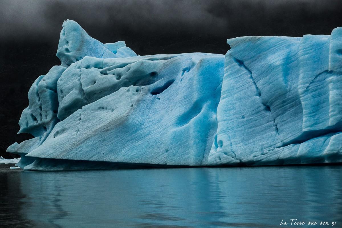 excursion bateau upsala glacier