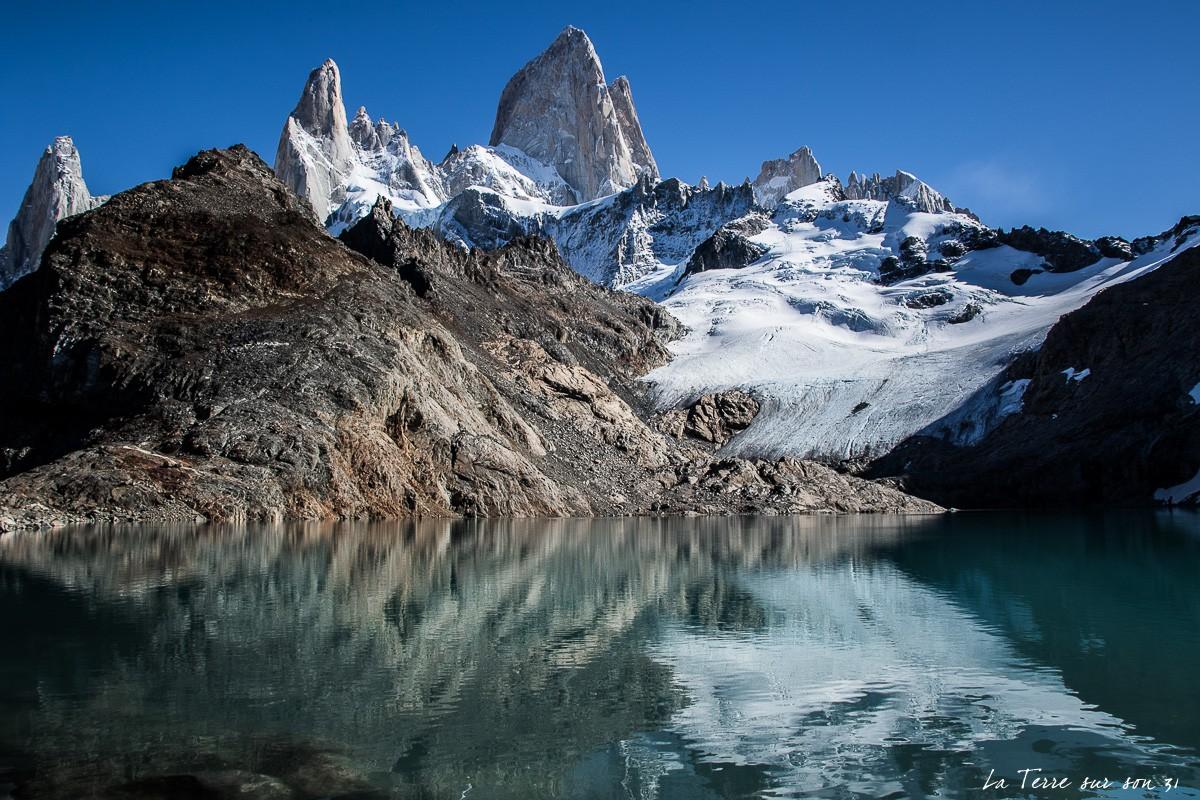 fitz roy el chalten parc los glaciares